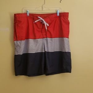 Worn once Mens swim trunks